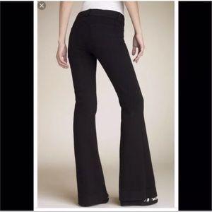 Banana Republic Classic Trouser Flare Wide leg